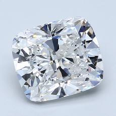 推薦鑽石 #2: 2.20 克拉墊形切割