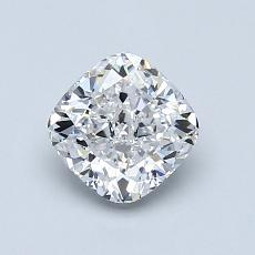 Recommended Stone #3: 1.04-Carat Cushion Cut