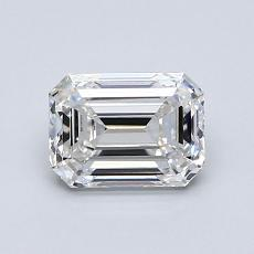 Recommended Stone #3: 1,01-Carat Emerald Cut
