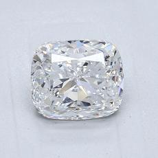 Recommended Stone #4: 1.03-Carat Cushion Cut