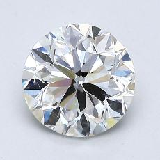 Recommended Stone #4: 1.50-Carat Round Cut