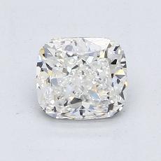 1.22-Carat Cushion Diamond Very Good G VS2