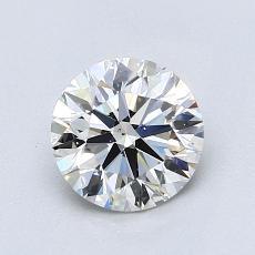 1.09 Carat 圓形 Diamond 理想 I VS2