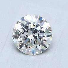 1.01 Carat Redondo Diamond Ideal G VS1
