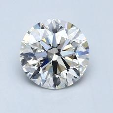 Recommended Stone #3: 0.80-Carat Round Cut Diamond