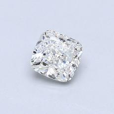 Recommended Stone #1: 0,50-Carat Cushion Cut