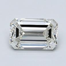 Recommended Stone #4: 1.31-Carat Emerald Cut