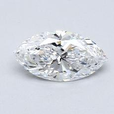 Recommended Stone #1: 1.00-Carat Marquise Cut