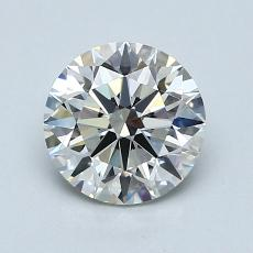 Recommended Stone #2: 1,09-Carat Round Cut Diamond