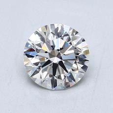 Recommended Stone #4: 1.01-Carat Round Cut Diamond