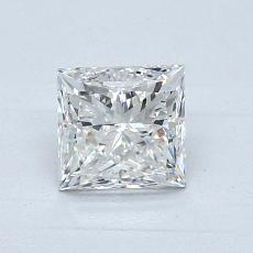 Recommended Stone #3: 1.07-Carat Princess Cut