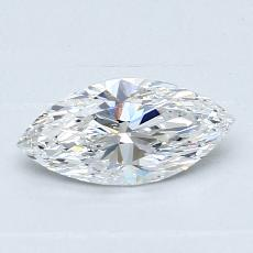 Recommended Stone #4: 0.56-Carat Marquise Cut