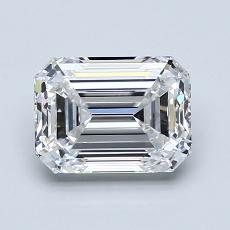 Recommended Stone #4: 1.52-Carat Emerald Cut
