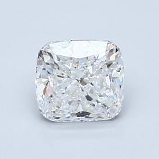 推荐宝石 2:1.10 克拉垫形切割