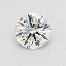 Recommended Stone #4: 0.81-Carat Round Cut