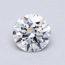 1.00 Carat 圓形 Diamond 理想 G IF