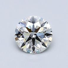 Recommended Stone #3: 0.86-Carat Round Cut