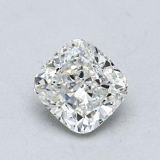 Recommended Stone #1: 0,72-Carat Cushion Cut