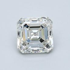 Recommended Stone #1: 1.00-Carat Asscher Cut