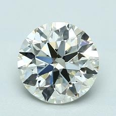 Recommended Stone #2: 1.75-Carat Round Cut