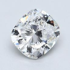 Recommended Stone #3: 3.06-Carat Cushion Cut