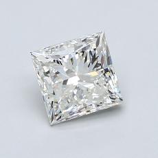 1,00 Carat Princesse Diamond Bonne J VS2