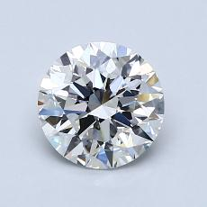 Recommended Stone #3: 1,16-Carat Round Cut