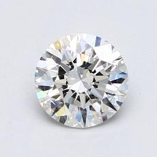 1.06-Carat Round Diamond Ideal G VS1