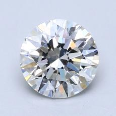 Recommended Stone #1: 1.51-Carat Round Cut