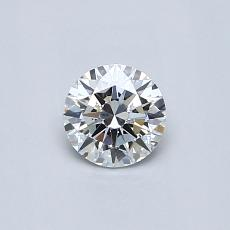 Recommended Stone #2: 0.41-Carat Round Cut