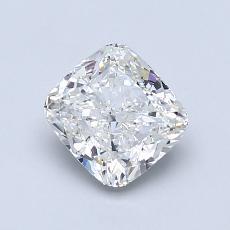 推荐宝石 4:1.02 克拉垫形切割