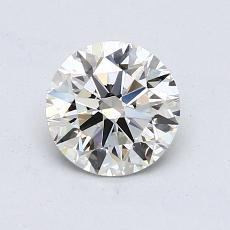 1.00 Carat Redondo Diamond Ideal I VS1