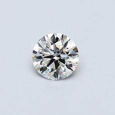 推荐宝石 1:0.30 克拉圆形切割