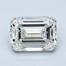 1.51 Carat 綠寶石 Diamond 非常好 I SI1