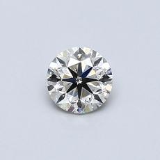 Target Stone: 0.40-Carat Round Cut Diamond