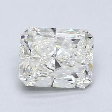 Recommended Stone #4: 1,20-Carat Radiant Cut Diamond