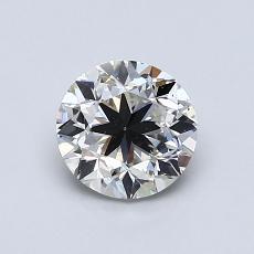 1,01 Carat Rond Diamond Bonne I VS2