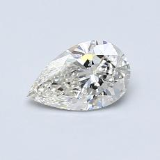 Recommended Stone #3: 0.53-Carat Pear Shaped