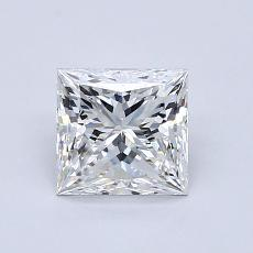 Recommended Stone #2: 1.08-Carat Princess Cut