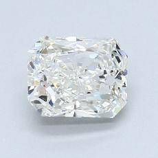 Recommended Stone #3: 1.20-Carat Radiant Cut