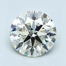 Recommended Stone #2: 1,40-Carat Round Cut Diamond