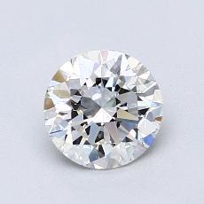 Current Stone: 1.00-Carat Round Cut