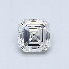 推薦鑽石 #4: 0.81 克拉上丁方形切割