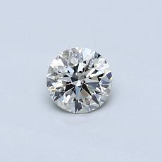 Recommended Stone #2: 0.31-Carat Round Cut Diamond