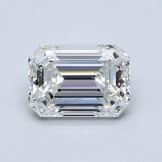 1.01 Carat 绿宝石 Diamond 非常好 F VS2