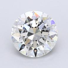 Recommended Stone #1: 1.39-Carat Round Cut
