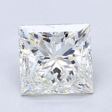 Recommended Stone #2: 2.02-Carat Princess Cut