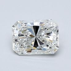 Recommended Stone #1: 1.00-Carat Radiant Cut