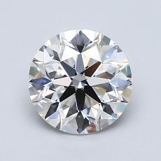 1.40 Carat 圓形 Diamond 理想 G VS2