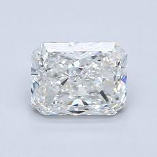Recommended Stone #2: 1.05-Carat Radiant Cut